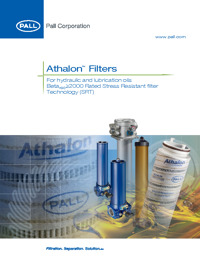 Athalo Filters - Product Guide